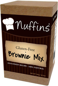 Gluten Free Brownie Mix